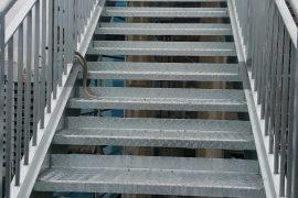 Metal Staircase 1