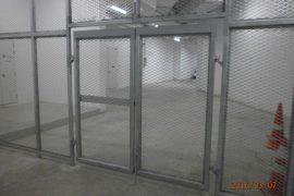 Steel Fencing 1